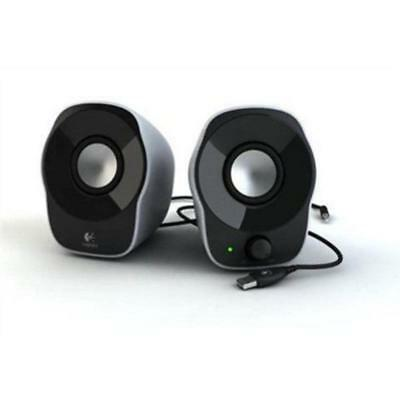 41618674dd7 ... Logitech Z120 USB Mini Stereo Speakers Compact Music Players PC AU Fast  Shipping 6
