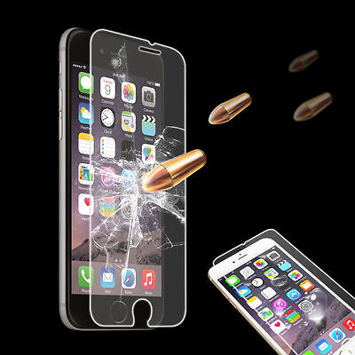 Premium Tempered Glass Film Screen Protector for iPhone 6 7 8 Plus X XS Max XR 4