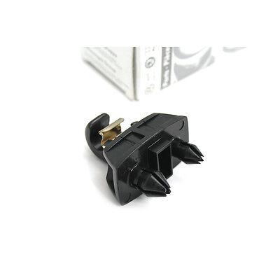 Original Audi A6 A7 A8 Halter für Sonnenblende Clip Sonnenschutz schwarz OEM