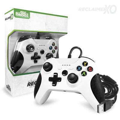 RECLAIMER Wired Controller for XBOX ONE™ - White 3