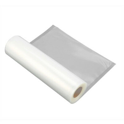 6 X 28Cm Vacuum Sealer Rolls Food Storage Saver Heat Seal Cryovac Commercial Bag 3