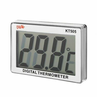 Aquarium Fish Tank Water Thermometer Digital Electronic LCD Sensor Controller 2