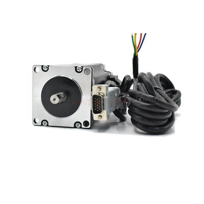 4Axis 3NM Closed Loop Stepper Drive Kit Nema23+CNC Controller+DC Power+Handwheel 10