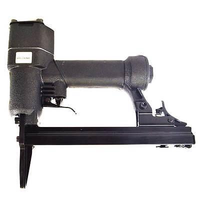 "22 Gauge 3/8"" Crown (""C"" Type) Long Nose (1-5/8"") Upholstery Stapler Kit -U630LK 2"