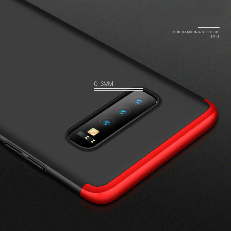 Shockproof Heavy Duty Slim Bumper Case Cover For Samsung Galaxy Note 9 S8 S10 s7 8