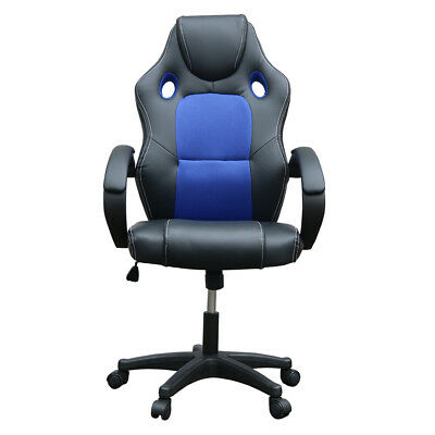 Sport Racing Gaming Chairs Car Seat Office Armchair Executive Computer Chair New 4