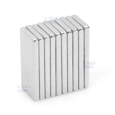 Up to 100pc N50 Super Strong Round Block Fridge Magnet Rare Earth Neodymium 3