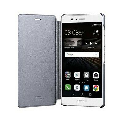 best website 890b8 8b270 GENUINE HUAWEI P9 LITE FLIP CASE original mobile smart cover cell phone vns  l31