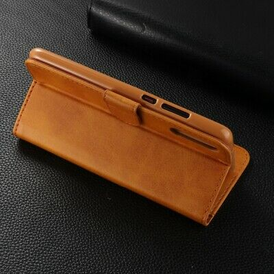 Samsung Galaxy A20 A30 A50 A70 A90 5G Wallet Leather Case Flip Card Slots Cover 7