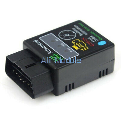 ELM327 V2.1 OBD 2 OBD-II Car Auto Bluetooth Diagnostic Interface Scanner Android 2