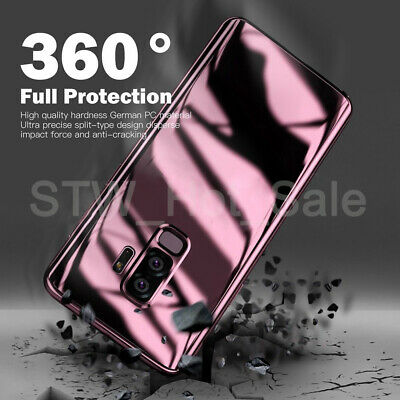 For Samsung Galaxy S8 S9 S10 N9 Plus 360° Shockproof Full Body Hybrid Hard Case 5