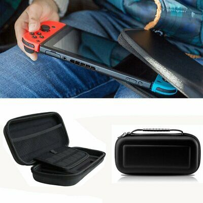 For Nintendo Switch Travel Case Storage Bag+Screen Protector+Cover Accessories 2