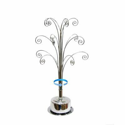 For Swarovski Christmas Ornament 2019 Annual Snowflake Crystal Angel Star Stand 2