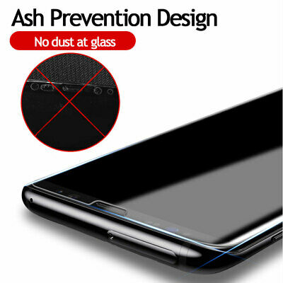 UV Tempered Glass Screen Film Protector for Samsung Galaxy Note10/S10 S8 S9Plus 6