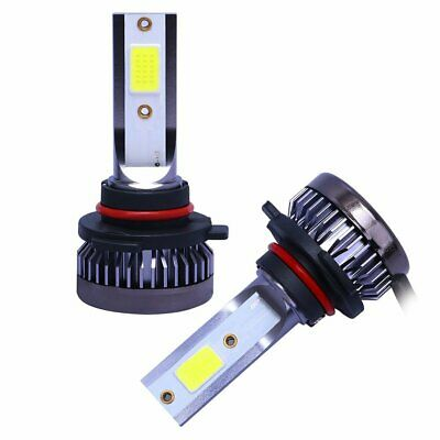 Mini 9005 + 9006 Combo LED Headlight Kit 3200W 520000LM Hi/Lo Beam Bulbs 6000K 3