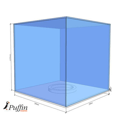 Perspex Football Display Case - WHITE BASE (WITH FREE PERSONALISED PLAQUE) 6