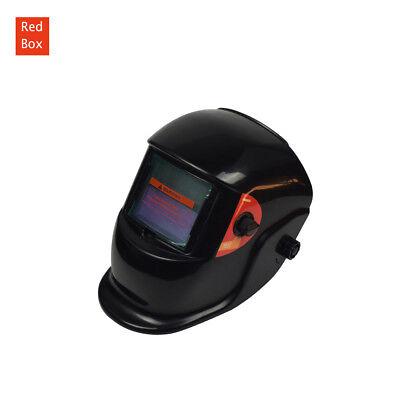 Leopard Solar Auto Darkening Welding Helmet ARC TIG Grinding Welder Shield Mask 8