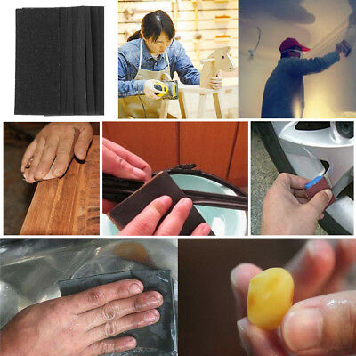 Wet and Dry Sandpaper Any Grit 150-8000 High Quality Sanding Paper Abrasive Tool 7