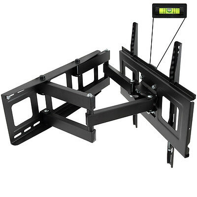"Support TV mural orientable et inclinable 32"" - 55"" 40 42 46 50 52 LCD 81-140cm 2"
