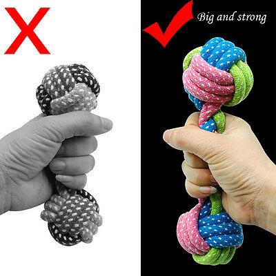 Braided Rope Derable Dog Toys for Aggressive Chewers Interactive Large Big Dogs 6