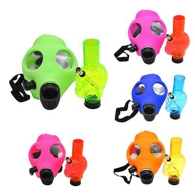 Silicon Gas Mask Bong Hookah Smoking Mix Colors Mask USA Seller Free Shipping 5