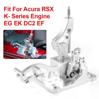 Shift Knob Billet Shifter Box for Acura RSX / K Series Engine EG Civic EK DC2 EF 4