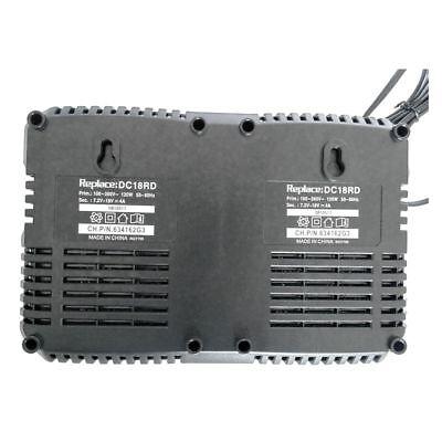 2x18V 6Ah Batteria Makita BL1860 BL1850 LXT400 Li-Ion+Makita Dual Charger DC18RD