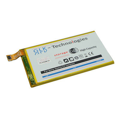GLK-Technologies Akku für Sony Xperia Z3 Compact AKKU D5803 D5833 LIS1561ERPC FF 3