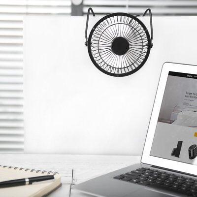 New USB mini Portable Desktop Cooling Desk Quiet Fan Computer Laptop PC