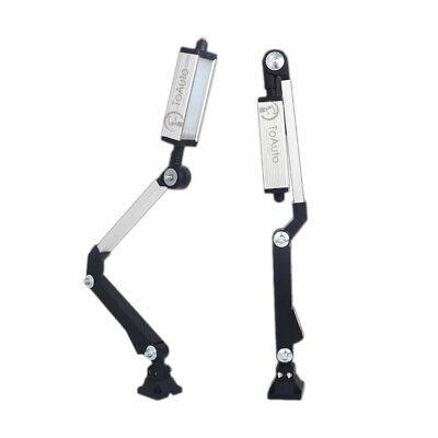 1pc Milling LED Light Swing Arm 24W 12-24V L310mm CNC Machine Bench Lathe Lamp 2
