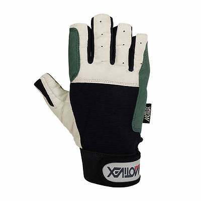 Sailing Gloves 2 Cut Yachting Canoe Fish Dinghy WaterSki Outdoor Mechanic XL