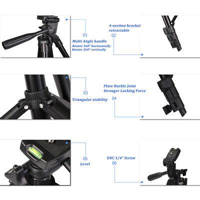 Tripod Stand Mount Holder For Digital Camera Camcorder Phone Iphone Dslr Slr Uk 7