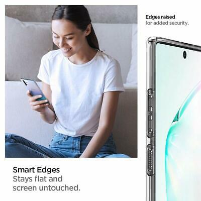 For Samsung Galaxy Note 10 /10 Plus 5G Case SPIGEN Liquid Crystal Soft Cover 5