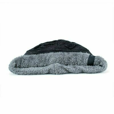Spikerking Men's Soft Lined Thick Knit Skull Cap Warm Winter Slouchy Beanies Hat 4