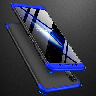 For Samsung Galaxy A7 2018/A750 J4 J6 Plus Case 360° Full Protective Armor Cover 7