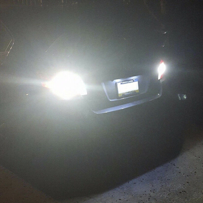 2X 50W 921 912 T10 T15 LED 6000K HID White Car Backup Reverse Lights Bulb lamp 8