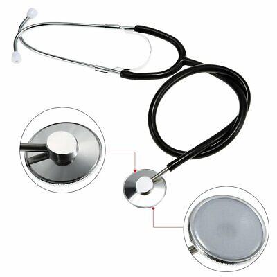 Manuelles Aneroid Oberarm Blutdruckmessgerät +Doppelkopf Stethoskop Kit DHL-BS 10