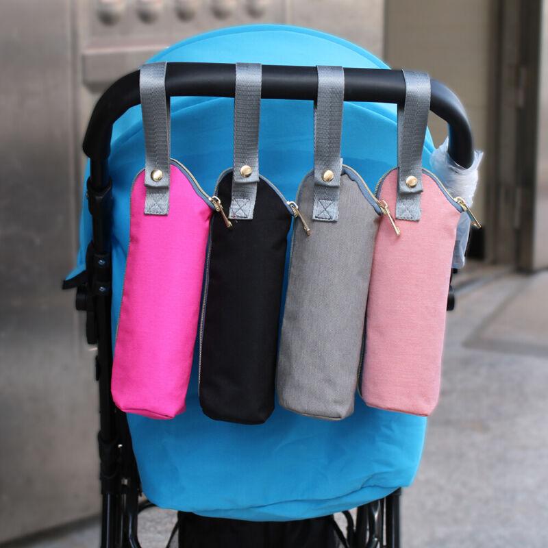 Baby Feeding Milk Bottle Insulation Bag Thermal Bag Thermos Bottle Holder. 2