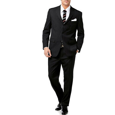 Abito Da Uomo Classico Elegante + Pochette + Cravatta Sartoria Conte Calavolpe 5