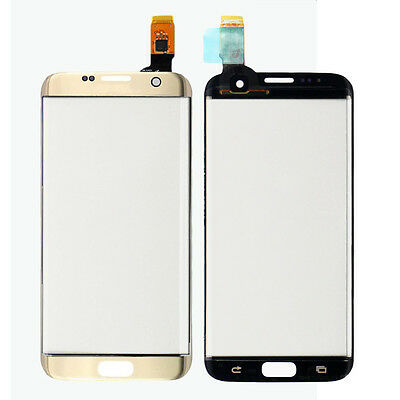 For Samsung Galaxy S7 Edge G935 Touch Screen Digitizer Front Glass Replacement 4