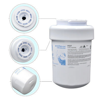 2Pack Genuine GE MWF MWFP GWF 46-9991 Smartwater Fridge Water Filter Pitcher New 4