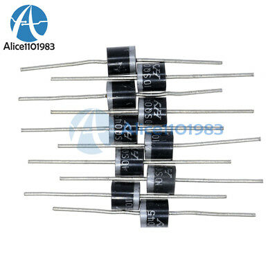 10pcs New 10SQ045 10A 45V Schottky Rectifiers Diode