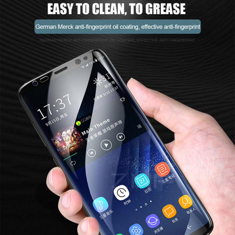 HYDROGEL AQUA FLEX Soft Film Screen Protector for Samsung Galaxy S8/S9+Note 9 8