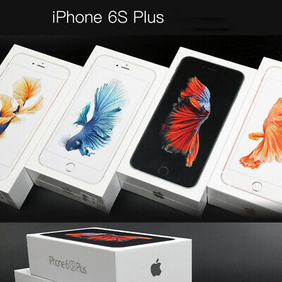 APPLE iPhone6s Plus New Factory Unlocked+ 64GB 128G in Sealed Box IOS US VERSION 7