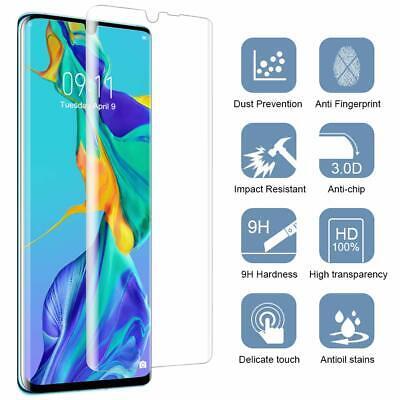 Pour Huawei P30 Pro P20 Mate 30 Honor 20 Lite Verre Vitre Ecran Screen Protector 5