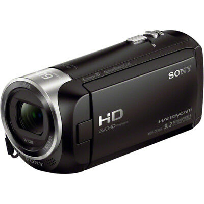HDR-CX405/B Full HD 60p Camcorder - OPEN BOX 2