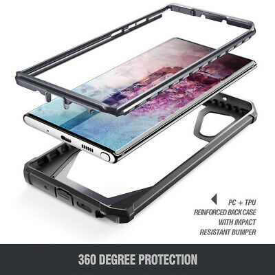 Samsung Galaxy Note 10 / Note 10 Plus Case Poetic® Hybrid Shockproof Cover 3