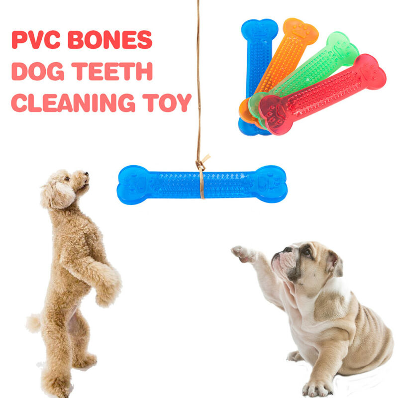 Durable Dog Chew Toys—Rubber Bone toy for Aggressive Chewers— Indestructible 3