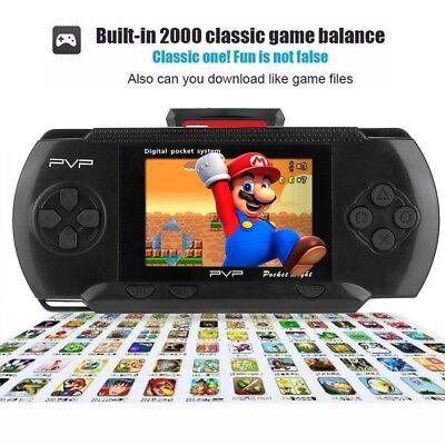 Pvp 3000 Handheld Portable 8 Bit Games Console Retro Megadrive Ds Video Game 2