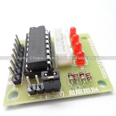 ULN2003 5V 12V Step Motor 4 Phase Stepper Motor Driver Module for Arduino 7